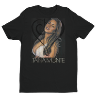 Taina Monte Black 1 Short Sleeve T-shirt
