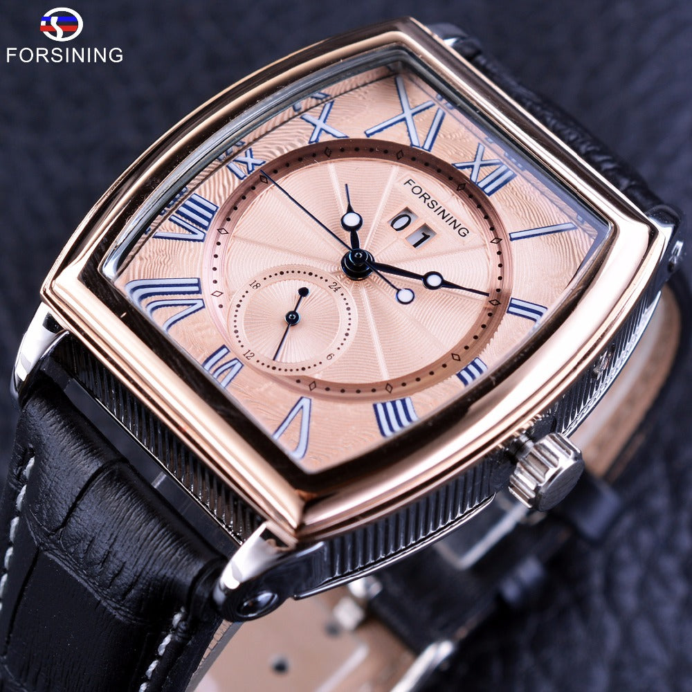 Forsining Luxury Shanghai Water Resistant Movement Watch