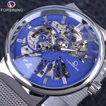 Forsining Luxury Neutral Design Water Resistant Skeleton Watch