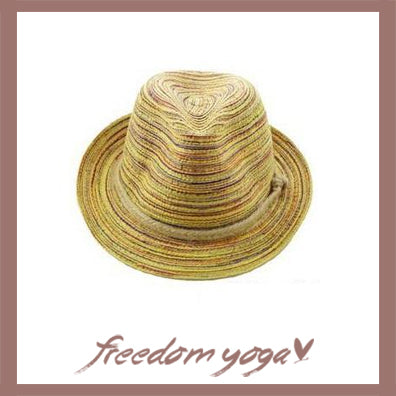 Fashion Yoga hat for Yoga Lovers - Jazz pattern