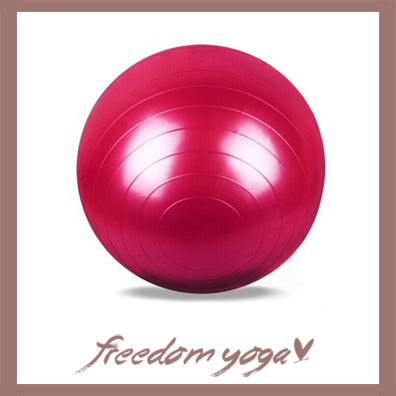 Yoga ball for Yoga exercises and workouts - 5 colors