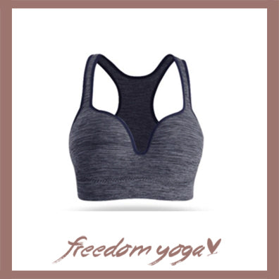 Yoga top for pro exercisers - Bra Stretch Athletic Pattern