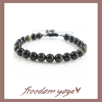 Bracelet in Hematite - Regeneration pattern