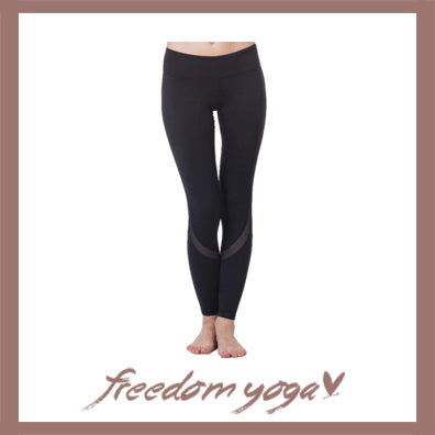 Blue or Black legging Yoga pants - For Yoga or Gym