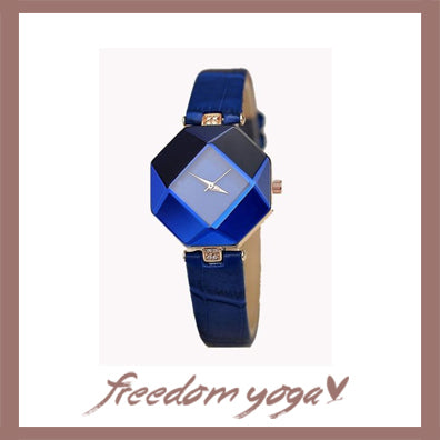 Fashion and Casual Watch in Quartz - Geometry pattern