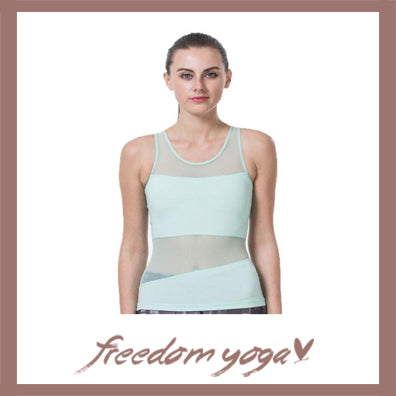 Fitness Yoga Sleeveless t shirt for Yoga Lovers