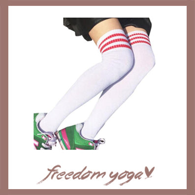 Knee legging, socks stockings - 6 colors