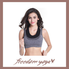Yoga Tank Top for exercises and workout - 4 colors