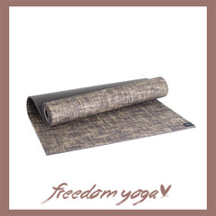 Yoga mat Organic for Yoga exercisers - For pro of beginner