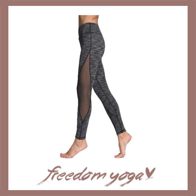 Black legging Yoga pants - For Yoga or Gym