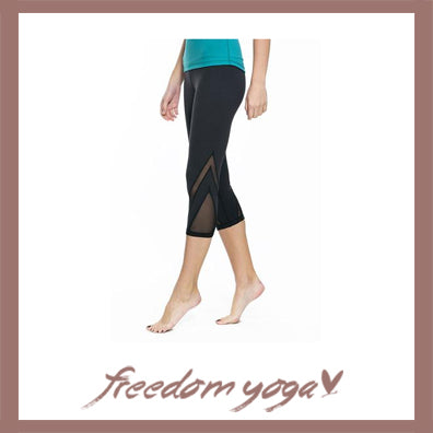 Legging Yoga and Fitness pants - Triangle pattern