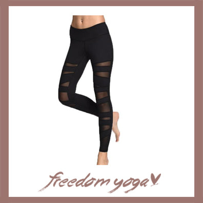 Legging Yoga pants - Workout Tights pattern