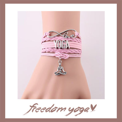 Bracelet Trendy for Yoga exercisers - Meditation