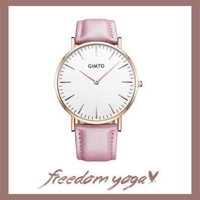 Fashion and Casual Watch - Luxury Ultra Slim pattern