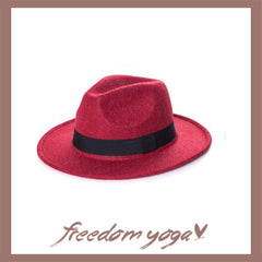 Fashion Yoga hat - Autumn pattern - 5 colors available