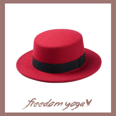 Fashion Yoga hat - Retro pattern - 7 colors available