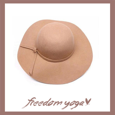 Fashion Yoga hat - Vintage pattern - 5 colors available