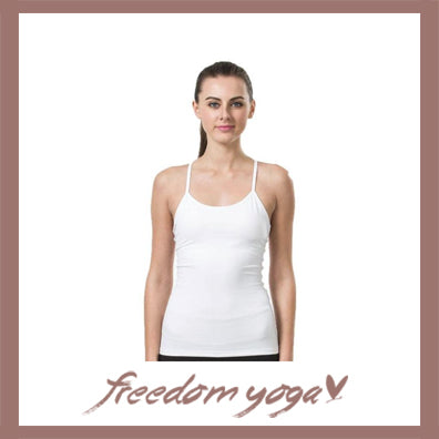Yoga and Fitness Tank Top - 3 colors