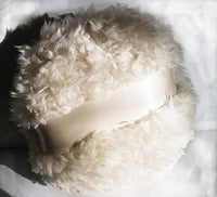 Fluffy Fleece Body Powder Puffs - Medium to Gigantic Sizes - Many New Styles to Choose From