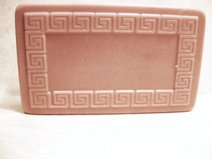Red Clay & Shea Butter Soap - Gentle Treatment Soap with Red Earth Clay