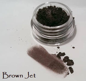 NEW Bronzed Browns Assortment - Mineral Eye Colors - 11 Shades