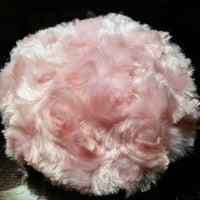 Silky Body Powder Puffs - Jumbo 5 - 5 1/2 inch size - 5 Colors To Choose From