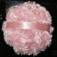 Fluffy Body Powder Puffs - Large 4 1/2 inch size - 3 Styles to choose from