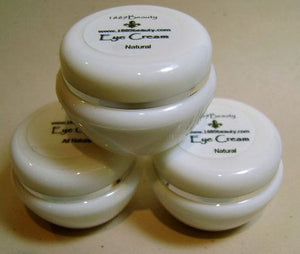 Rich Shea Butter Under Eye Balm - Day or Night time Treatment  made with natural ingredients
