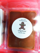 FREE SHIPPING - Holiday Scented Soy Melts - Pack of 3 with 6 cubes each - 8 Fragrances to choose from