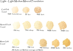 XLarge Size Mineral Cream Concealer - made with natural ingredients