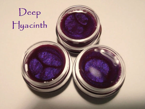 Natural Lip Tint  Plum - Violet Collection -  Sheer and natural tinted lip balms