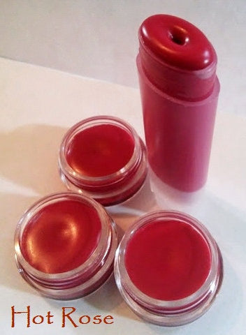 Beauteous Burgundy Collection Lip Tint -  Sheer natural tinted lip balms