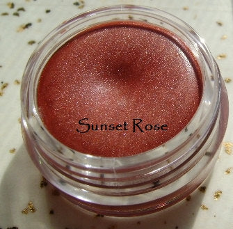 Copper Toned Tinted Lipbalm - All natural and moisturizing - Pots or Tubes