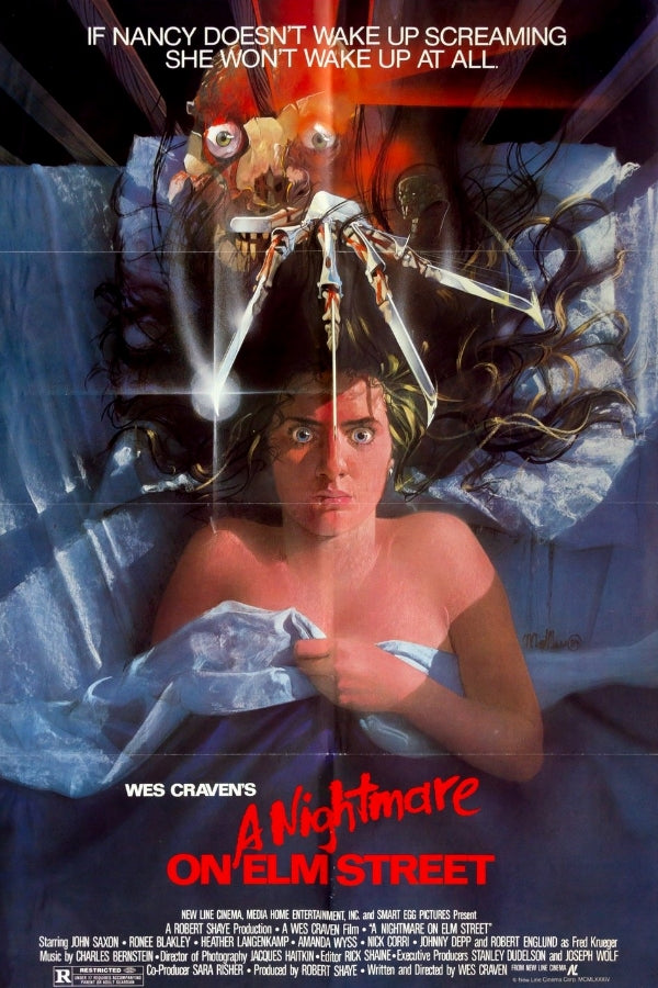 Nightmare On Elm Street Items