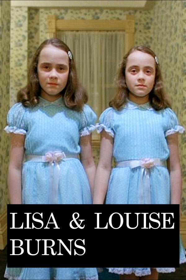 Lisa & Louise Burns aka The Grady Twins