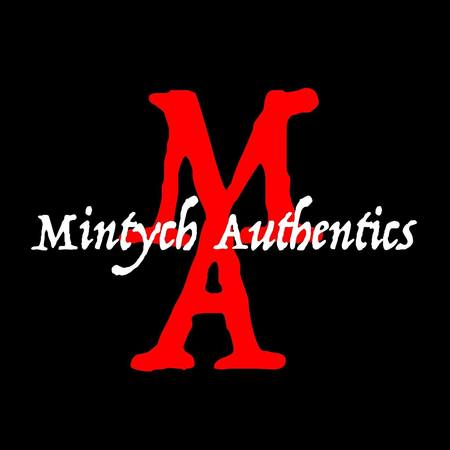.MINTYCH AUTHENTICS MACABRE BOX