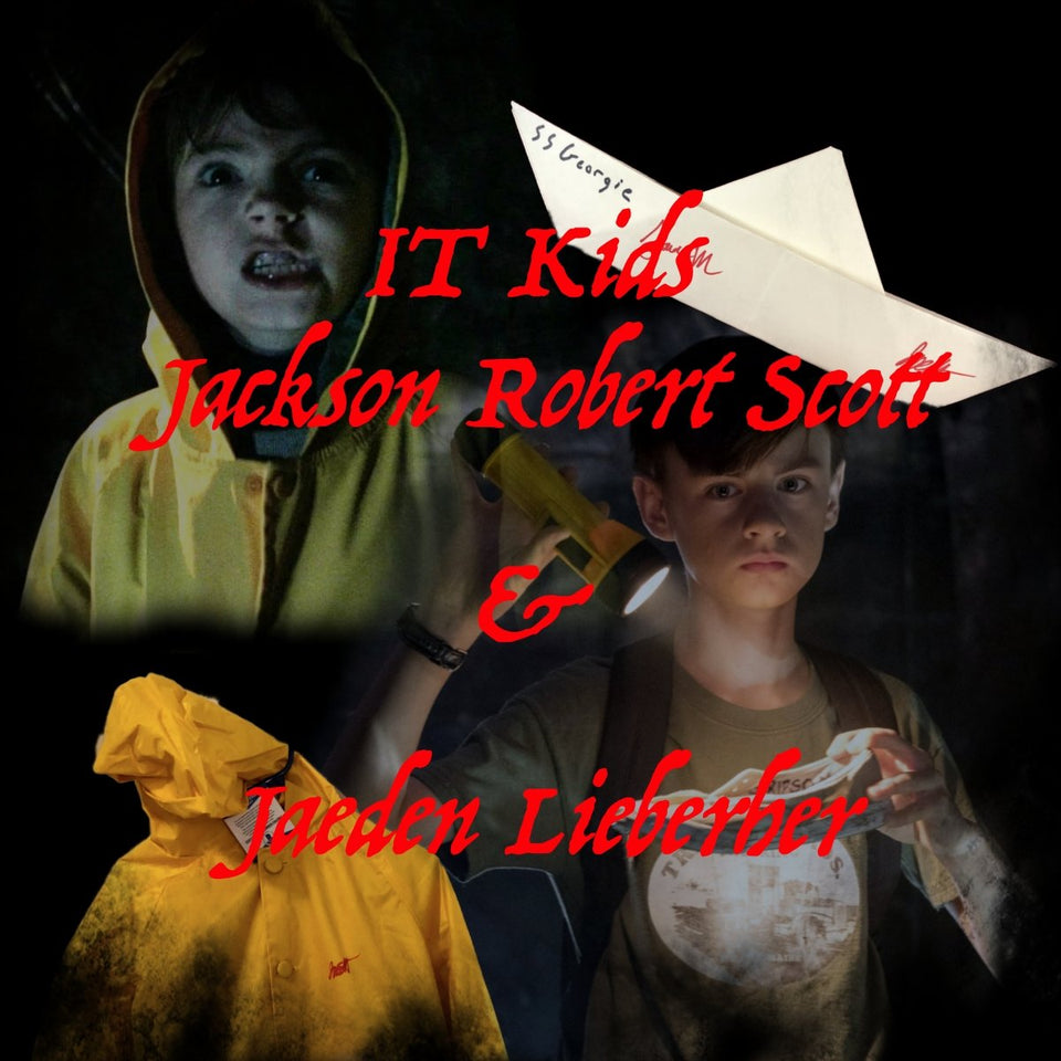 IT Kids - Jackson & Georgie