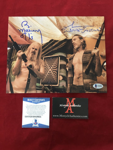 3FH_003 - 8x10 Photo Autographed By Bill Moseley & Richard Brake