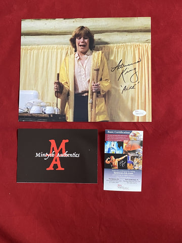 AK_110 - 8x10 Photo Autographed By Adrienne King