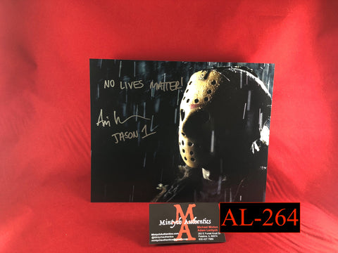 AL_264 - 8x10 Photo Autographed By Ari Lehman