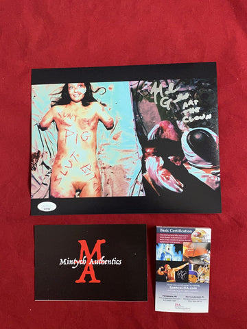 ART_110 - 8x10 Photo Autographed By Mike Giannelli