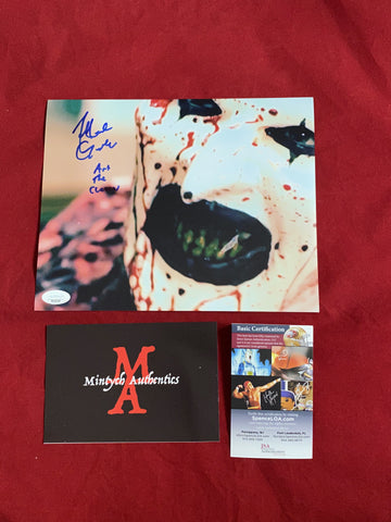 ART_122 - 8x10 Photo Autographed By Mike Giannelli