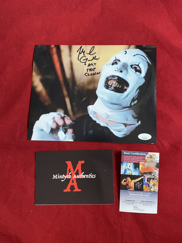 ART_126 - 8x10 Photo Autographed By Mike Giannelli