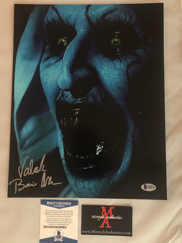 BA_114 - 11x14 Photo Autographed By Bonnie Aarons