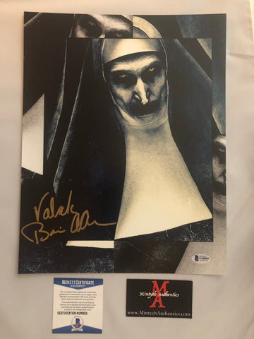 BA_140 - 11x14 Photo Autographed By Bonnie Aarons