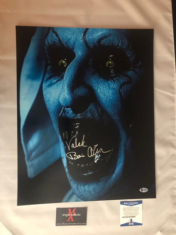 BA_169 - 16x20 Photo Autographed By Bonnie Aarons