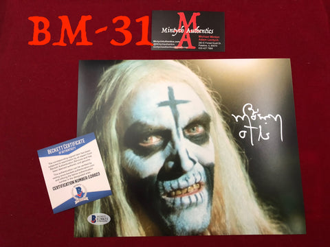 BM_31 - 8x10 Photo Autographed by Bill Moseley