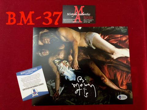 BM_37 - 8x10 Photo Autographed by Bill Moseley