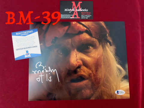 BM_39 - 8x10 Photo Autographed by Bill Moseley