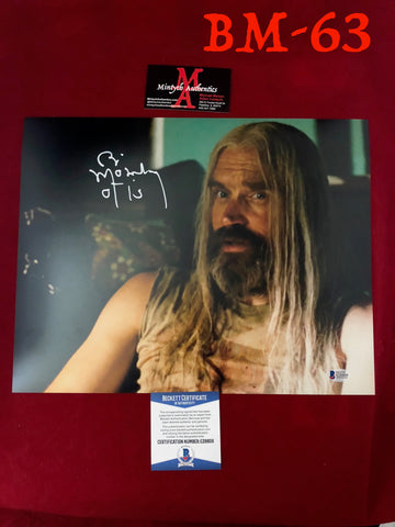 BM_63 - 11x14 Photo Autographed by Bill Moseley